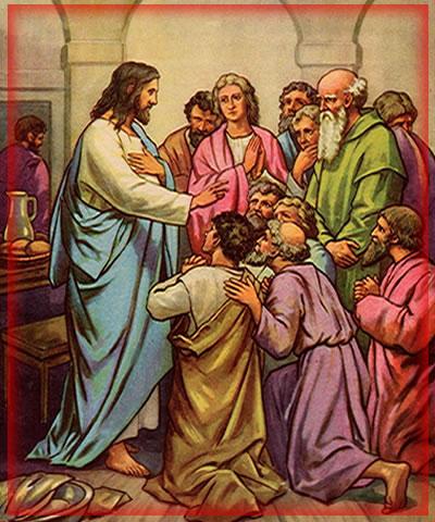 Resultado de imagem para Jesu e tomé